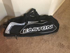 Easton Baseball Equipment Bag - Black for Sale in Austin, TX