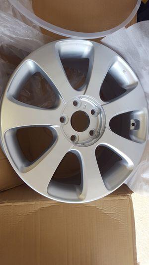Aluminum Alloy Wheel Rim 17 Inch Fits 11-13 Hyundai Elantra Silver 7 Spokes New for Sale in Orlando, FL
