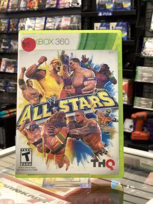 WWE All-Stars for the Xbox 360 for Sale in San Bernardino, CA