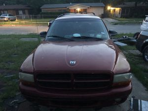 1999 Dodge Durango for Sale in Fort Worth, TX