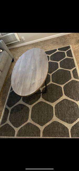 Gray rug for Sale in Santa Ana, CA