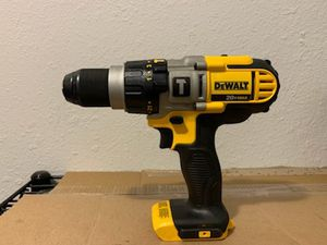 NEW 20V DRILL DRIVER -HAMMER DRILL 3 SPEED (TOOL ONLY) NO BATERIA-NO CARGADOR. for Sale in Dallas, TX