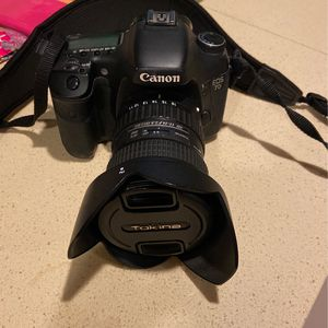 Canon Camera With tolina 16MP Wide Angle Lens for Sale in Carson, CA