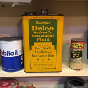 Delco Shock Absorber Oil Can for Sale in Chandler, AZ