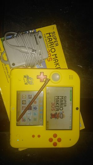 2ds Mario maker for Sale in Denton, TX