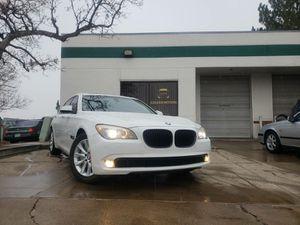 2009 BMW 750 LI for Sale in Aurora, CO
