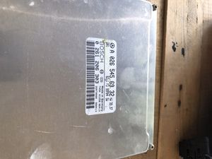MERCEDES S-CLASS 00-06 220 Type, Electronic Control Module (RH rear engine compartment), S500, RWD, ID 0255458932 for Sale in Louisville, KY