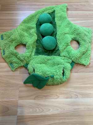 Medium size Pea dog costume for Sale in Arlington Heights, IL