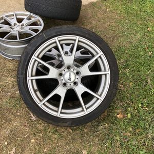 Rims & Tires (fit Any VW) for Sale in Arlington, VA