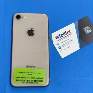 iPhone 8 64GB T-Mobile/metro✔️✔️warranty 🔥🔥 for Sale in Tampa, FL
