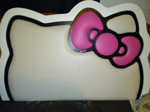 Hello Kitty headboard for Sale in Aberdeen, WA