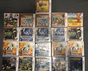 Nintendo 3DS Games for Sale in Palm Bay, FL