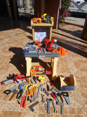 Kids workbench for Sale in El Monte, CA