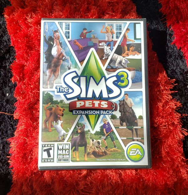 Sims3 pets expansion NEW