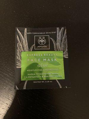 APIVITA Aloe Mask for Sale in Los Angeles, CA