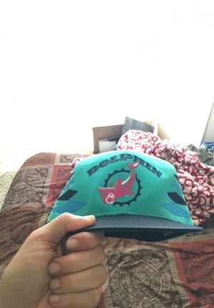 Rare pink dolphin hat for Sale in Vallejo, CA