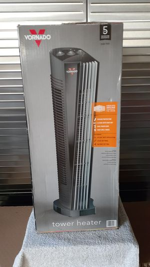 "Vornado 20"" Tall Tower Heater New (Price is Firm) for Sale in Gardena, CA"
