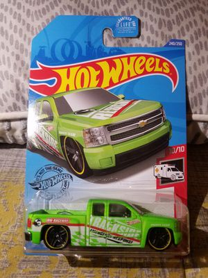 Hot Wheels Chevy Silverado Treasure Hunt for Sale in Los Angeles, CA