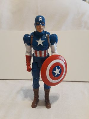 Captain America Hero Titan Action Figure for Sale in Houston, TX
