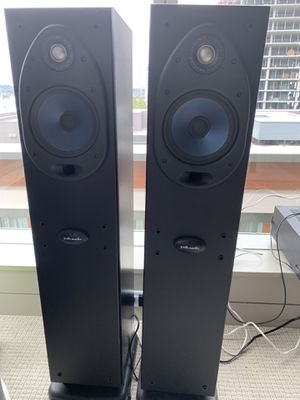 Polk Audio RT600i Tower Speakers for Sale in Bellevue, WA