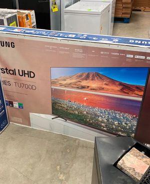 Samsung UN65TU7000FX 65in Tv 🤯🤯🤯 EDQ8 for Sale in Ontario, CA