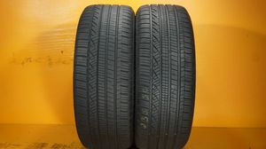 2 used tires 235/50/19 DUNLOP GRANDTREK TOURING for Sale in Clearwater, FL