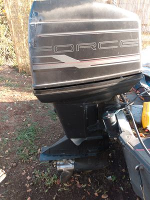 150 Outboard motor for parts only for Sale in Austin, TX