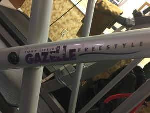 Tony Little Gazelle freestyle exercise machine for Sale in Boiling Springs, PA
