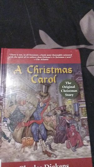 The original Christmas Story A Christmas Carol brand for Sale in Fallsington, PA