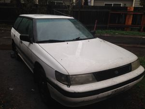 1993 Subaru legacy clean title good tags for Sale in Portland, OR