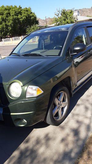 07 jeep compass for Sale in Phoenix, AZ