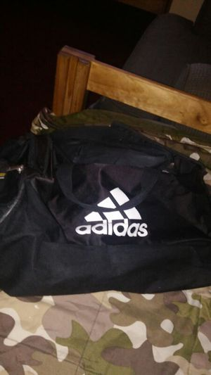 Big adidas duffel bag for Sale in Silver Spring, MD