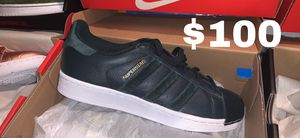 Adidas Superstar W Collegiate Green Leather for Sale in Westminster, CO