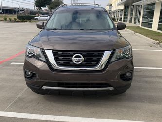 2015 Nissan Pathfinder with 2020 Front Clip for Sale in Houston,  TX