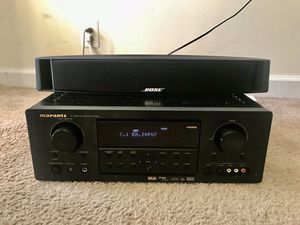 Marantz AVR with remote for Sale in Silver Spring, MD