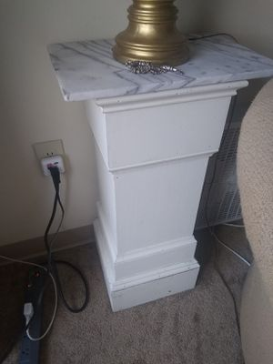 Two matching pedestals for Sale in Framingham, MA