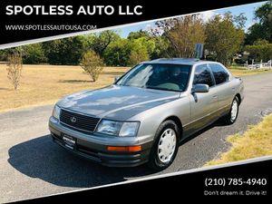 1995 Lexus LS 400 for Sale in San Antonio, TX