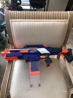 Nerf gun toy for Sale in Germantown, MD