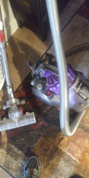 Dyson dc23 big ball vacuum with attachments for Sale in San Antonio, TX