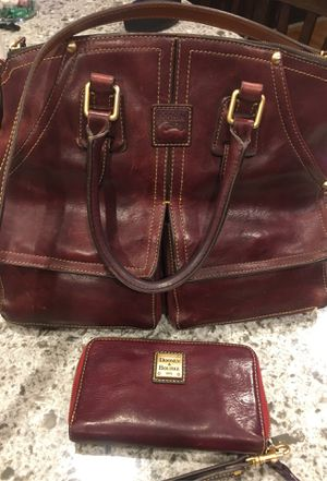 Dooney & Bourne Bag and Wallet for Sale in Kent, WA