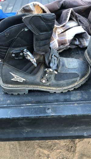 Axo enduro boots for Sale in Bend, OR