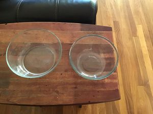 Pyrex type bowls for Sale in Westwood, MA
