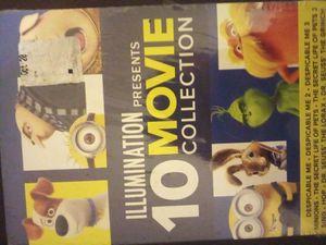 Illumination presents 10 Movie Collection for Sale in Slidell, LA