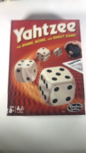 New Yahtzee board game for Sale in Oceanside, NY
