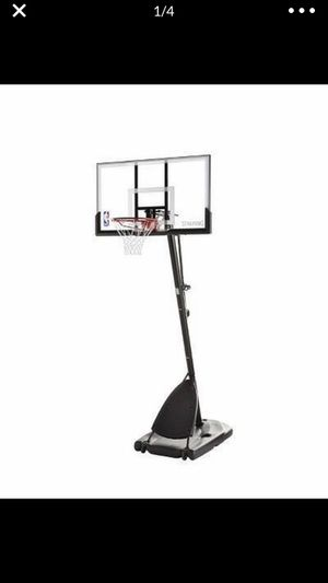 Spalding Basketball hoop 54 for Sale in Bell Gardens, CA