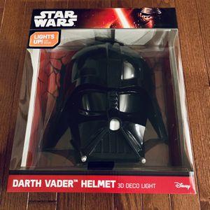Darth Vader 3D Deco Light for Sale in Lorton, VA