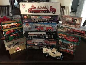 Texaco truck collection for Sale in Howey-in-the-Hills, FL