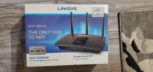 Linksys ac1750 router for Sale in Potterville, MI
