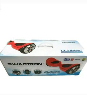 SWAGTRON CLASSIC T500 HOVERBOARD RED NEW for Sale in West McLean, VA