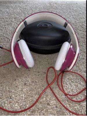 Studio Beats by Dre Headphones for Sale in Kaysville, UT